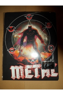 Dark Knights Metal Tour T-shirt