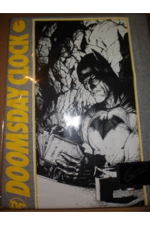 Doomsday Clock NYCC Exclusive T-shirt