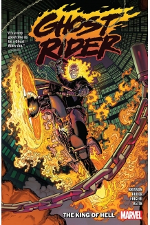 Ghost Rider - Volume 1: The King of Hell