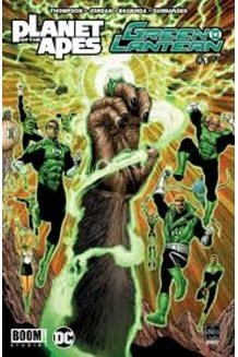 Green Lantern/Planet of the Apes