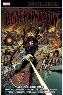 Marvel Epic Collection - Black Widow - Volume 2 ..
