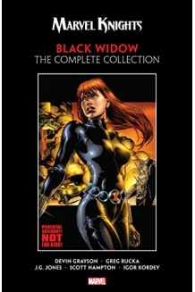Marvel Knights - Black Widow: The Complete Colle..