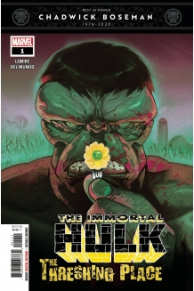 Immortal Hulk The Threshing Place #1