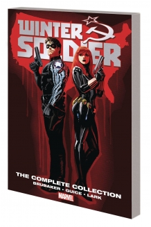 WINTER SOLDIER BY ED BRUBAKER COMPLETE COLLECT TP