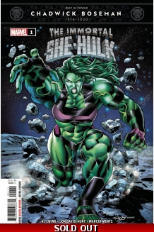 Immortal She Hulk #1