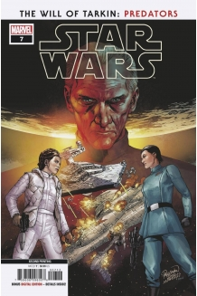 STAR WARS #7 2ND PTG VAR