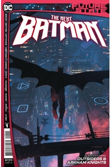 FUTURE STATE THE NEXT BATMAN #1