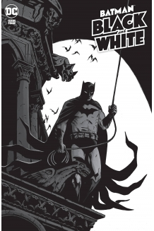 BATMAN BLACK & WHITE #4 (OF 6) CVR A CLOONAN