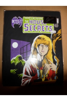 Swamp Thing House of Secrets T-shirt