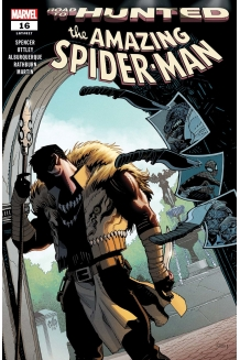 The Amazing Spider-Man: Road to Hunted