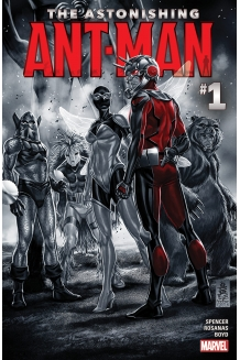 The Astonishing Ant-Man