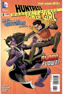 World's Finest: Huntress and Power Girl