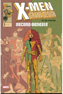 X-Men Grand Design: Second Genesis