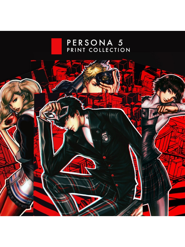 Persona 5 Print Collection
