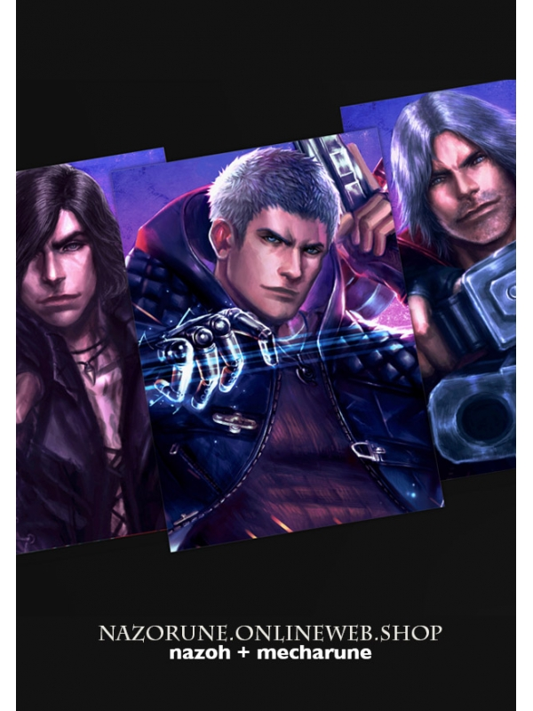 Devil May Cry Print Collection