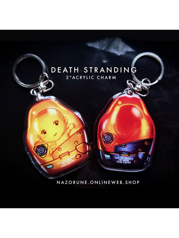 Death Stranding BB Charms