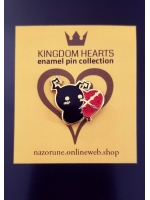 Kingdom Hearts Enamel Pin