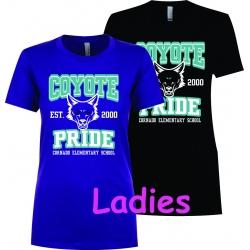 Ladies Spirit Shirts