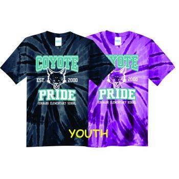 Youth Tie-Dye Shirts