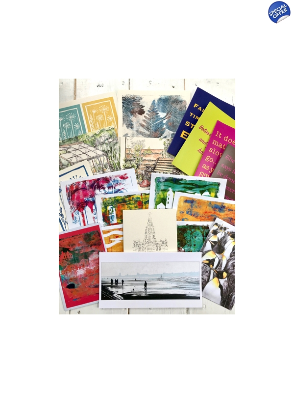 Bargain card pack
