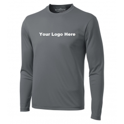 MOIST WICK PRO TEAM LONG SLEEVE TEE