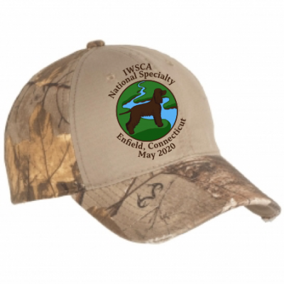 RealTree Camo Hat with Embroidered River Logo