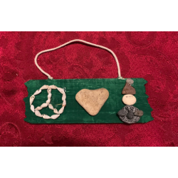 Peace love and Santa