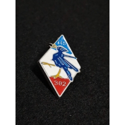302 Squadron Pin badge