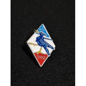 302 Squadron Pin badge