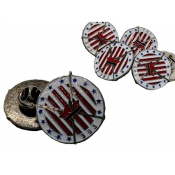 303 Pin Badge
