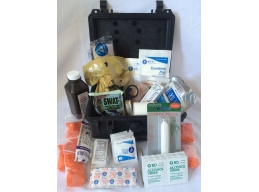 Small First aid Kit - Hard case