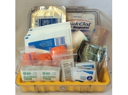 Travel First aid Kit - Hard case