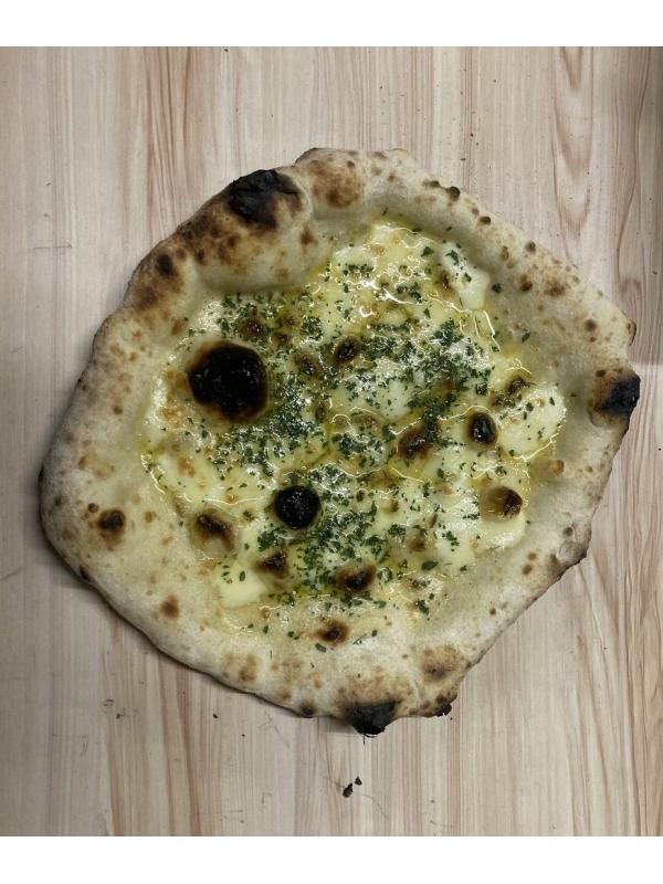 Cheesy Garlic Pizza Bread
