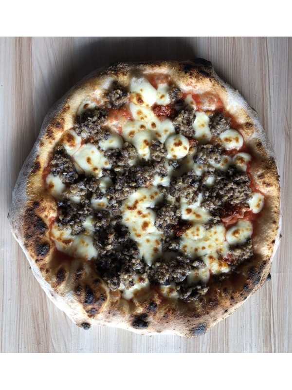 Nduja & Haggis Pizza - Heat @ Home