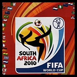 FIFA World Cup 2010 South Africa - Panini