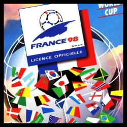 FIFA World Cup 1998 France - Panini