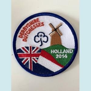 Derbyshire Holland 2014