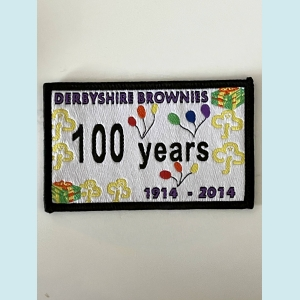 Derbyshire 100 years of Brownies