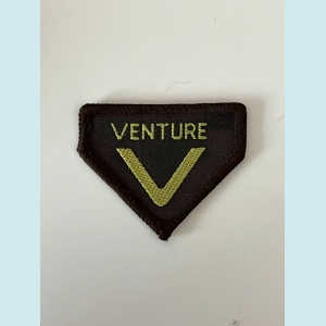 Brownie Venture Badge