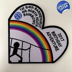 Rainbows 30th Birthday ADVENTURE