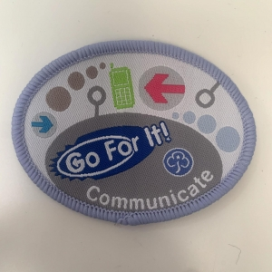 Go For It: Communicate