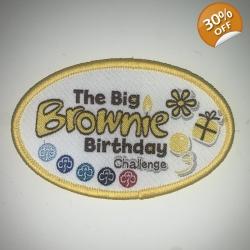Big Brownie Birthday Challenge