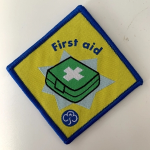 Brownies - First Aid