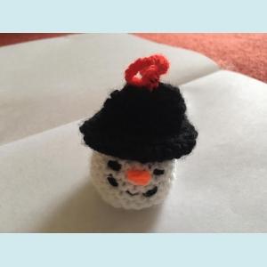 Snowman Hanging Decoration