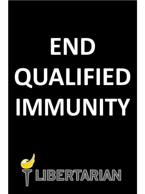END QUALIFIED IMMUNITY