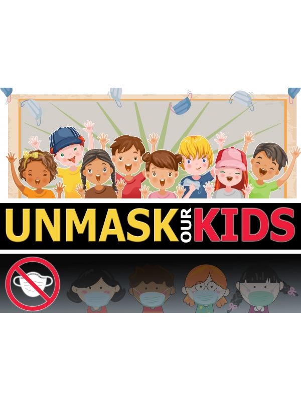 Unmask Our Kids
