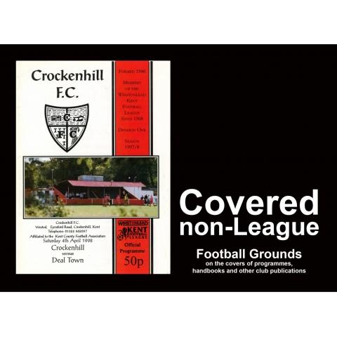 Covered non-League - hardback