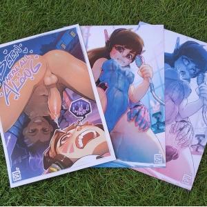 Dva&Sombra - Prints