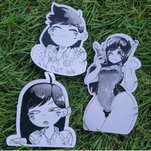 D.va Manga - Stickers