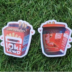 Poki - Stickers